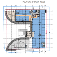 PLAN OFFICES AND CLINICS KADIMA ZORAN
